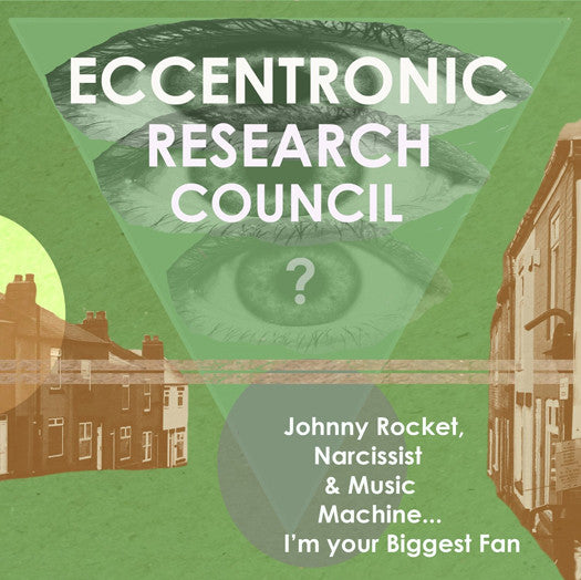 ECCENTRONIC RESEARCH COUNCIL JOHNNY ET LP VINYL NEW 33RPM