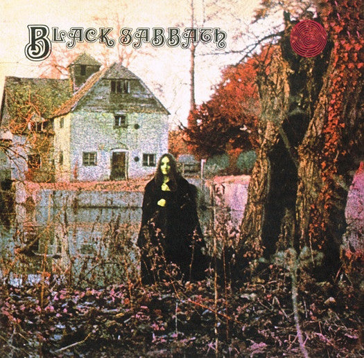 BLACK SABBATH BLACK SABBATH LP VINYL 180GM NEW 2015 REISSUE CD INCLUDED