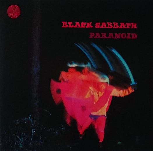BLACK SABBATH PARANOID LP VINYL NEW 2015 REISSUE