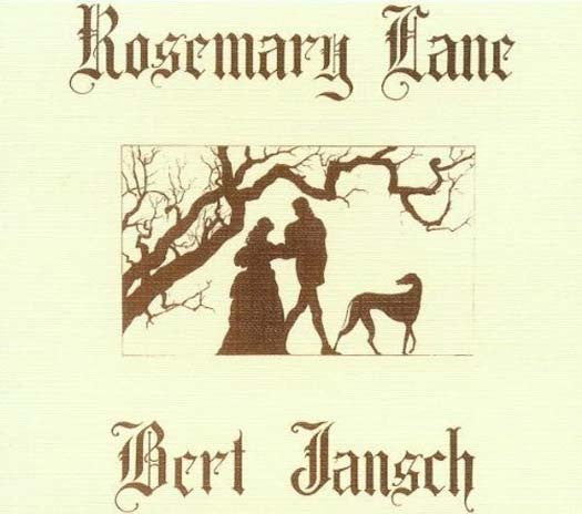 BERT JANSCH ROSEMARY LANE LP VINYL NEW 33RPM