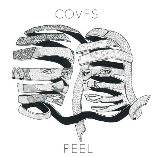 COVES PEEL LP VINYL NEW 33RPM