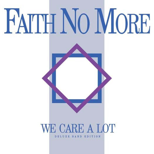 FAITH NO MORE We Care A Lot Deluxe Double LP Vinyl NEW