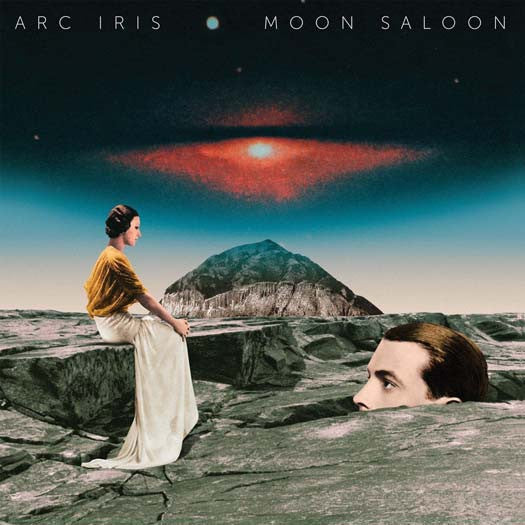 ARC IRIS Moon Saloon LP Vinyl NEW