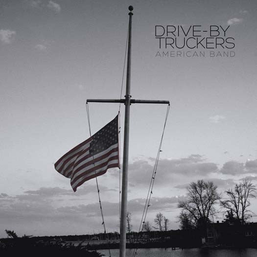 DRIVE-BY TRUCKERS American Band LP Vinyl NEW