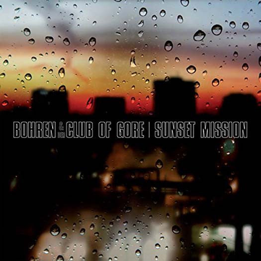 BOHREN & DER CLUB OF GORE Sunset Mission 2LP Vinyl NEW