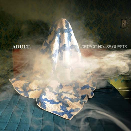 ADULT Detroit House Guests 2LP Vinyl NEW 2017