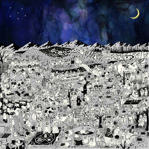 FATHER JOHN MISTY Pure Comedy DELUXE DOUBLE LP Vinyl NEW 2017