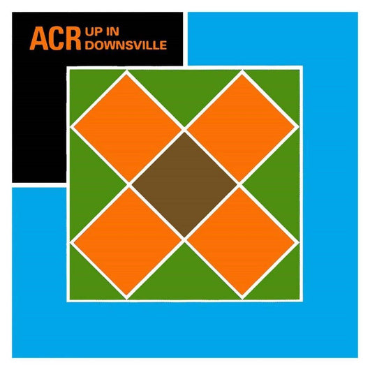 A CERTAIN RATIO Up In Downsville 2LP NEW
