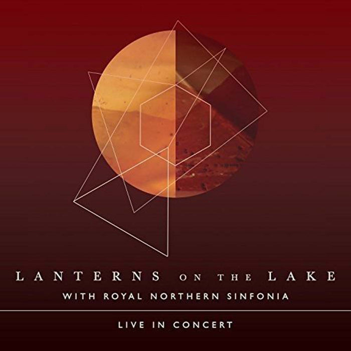 LANTERNS On The Lake Live LP Vinyl NEW 2017