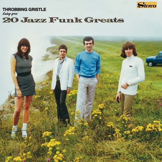 THROBBING GRISTLE 20 Jazz Funk Greats LP NEW 2017