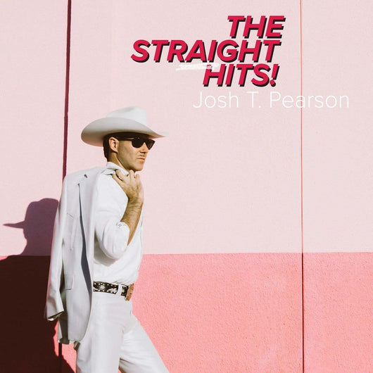 JOSH T. PEARSON The Straight Hits! LP Pink Vinyl NEW
