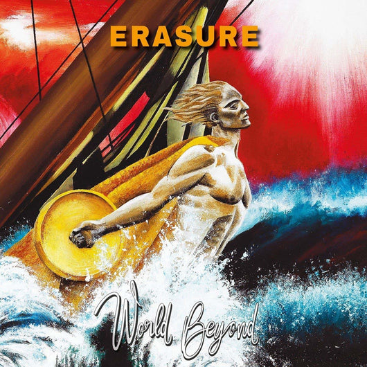 ERASURE World Beyond LP Vinyl NEW 2018