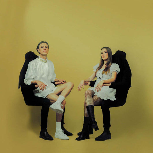 CONFIDENCE MAN Confident Music For... LP Vinyl NEW 2018
