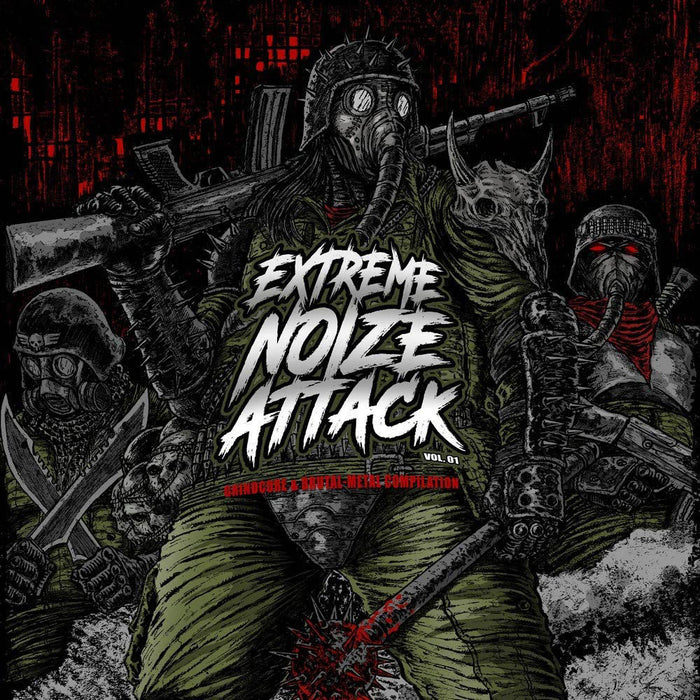 Various Artists Extreme Noize Attack Vol 1 Vinyl LP New 2019