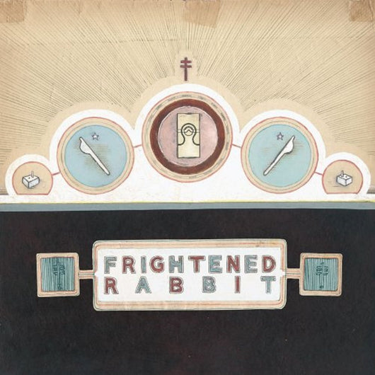 Frightened Rabbit ‎The Winter Of Mixed Drinks Vinyl LP New 2010