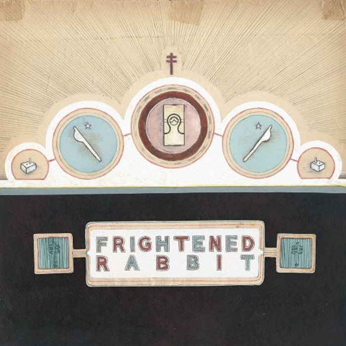 Frightened Rabbit The Winter Of Mixed Drinks Vinyl LP2010