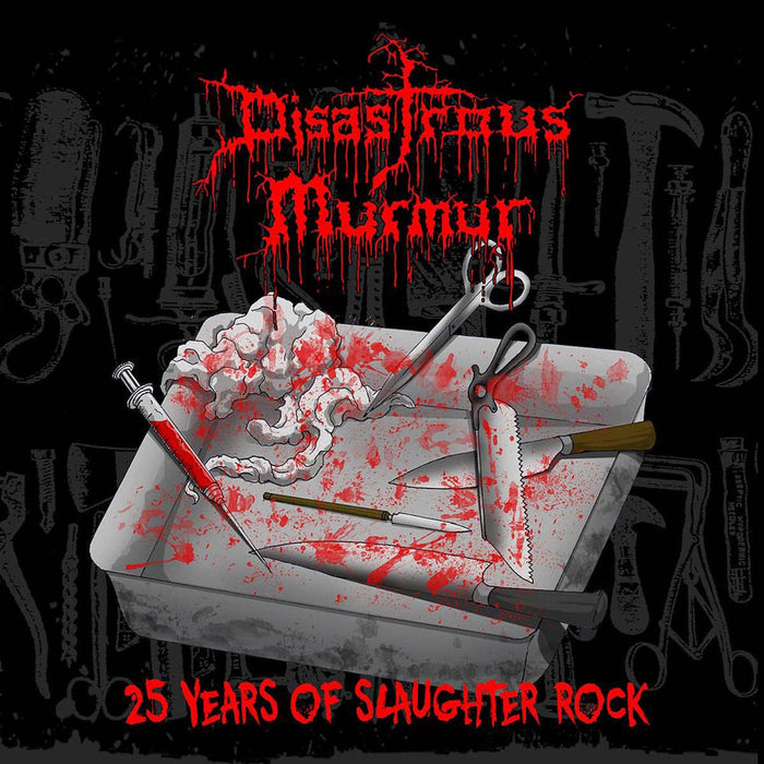 Disastrous Murmur 25 Years of Slaughter Rock Vinyl LP New 2019