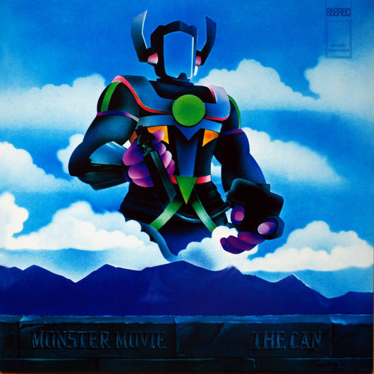 CAN Monster Movie LP Vinyl BRAND NEW Remaster 2014 Reissue