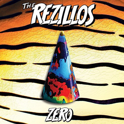 REZILLOS ZERO LP VINYL NEW 33RPM 2015