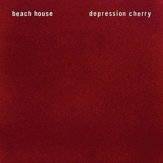 BEACH HOUSE DEPRESSION CHERRY LP VINYL AND CD NEW 33RPM