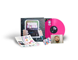 Pictish Trail - Thumb World Vinyl LP Indies Limited Pink Edition New Pre-Order 21/02/20