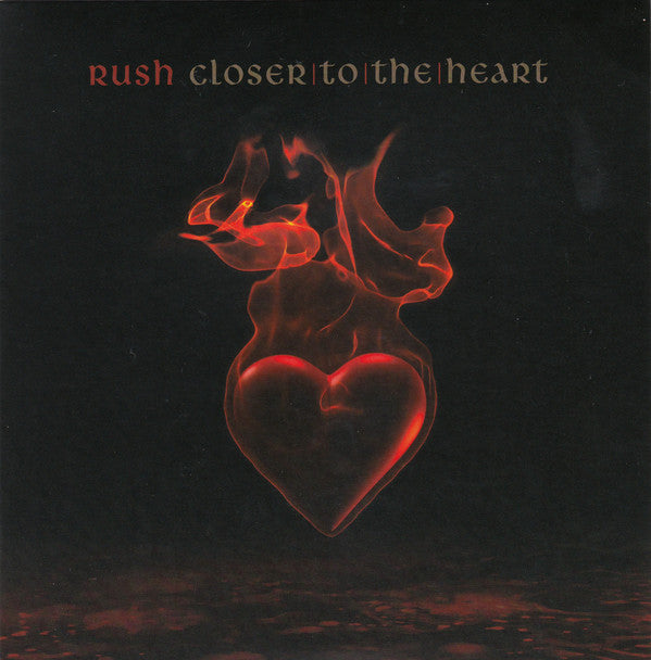 "RUSH Closer To The Heart 7"" Single RSD Black Friday Vinyl NEW 2017"