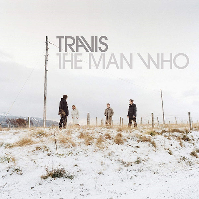 Travis - The Man Who Limited Edition Vinyl LP & CD Box Set 2019