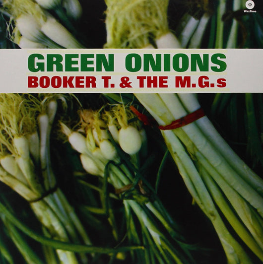BOOKER T & THE MG'S Green Onions LP Vinyl NEW