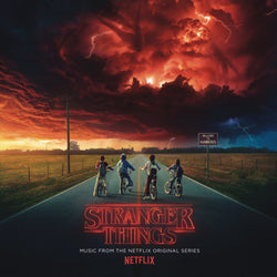 STRANGER THINGS Music From The Series LP Vinyl Compialtion NEW 2018