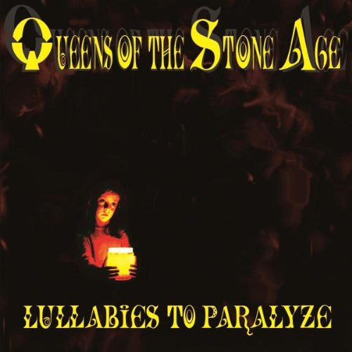 Queens Of The Stone Age Lullabies To Paralyze Vinyl LP 2011