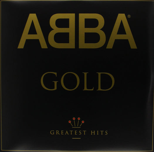 ABBA GOLD LP Vinyl NEW