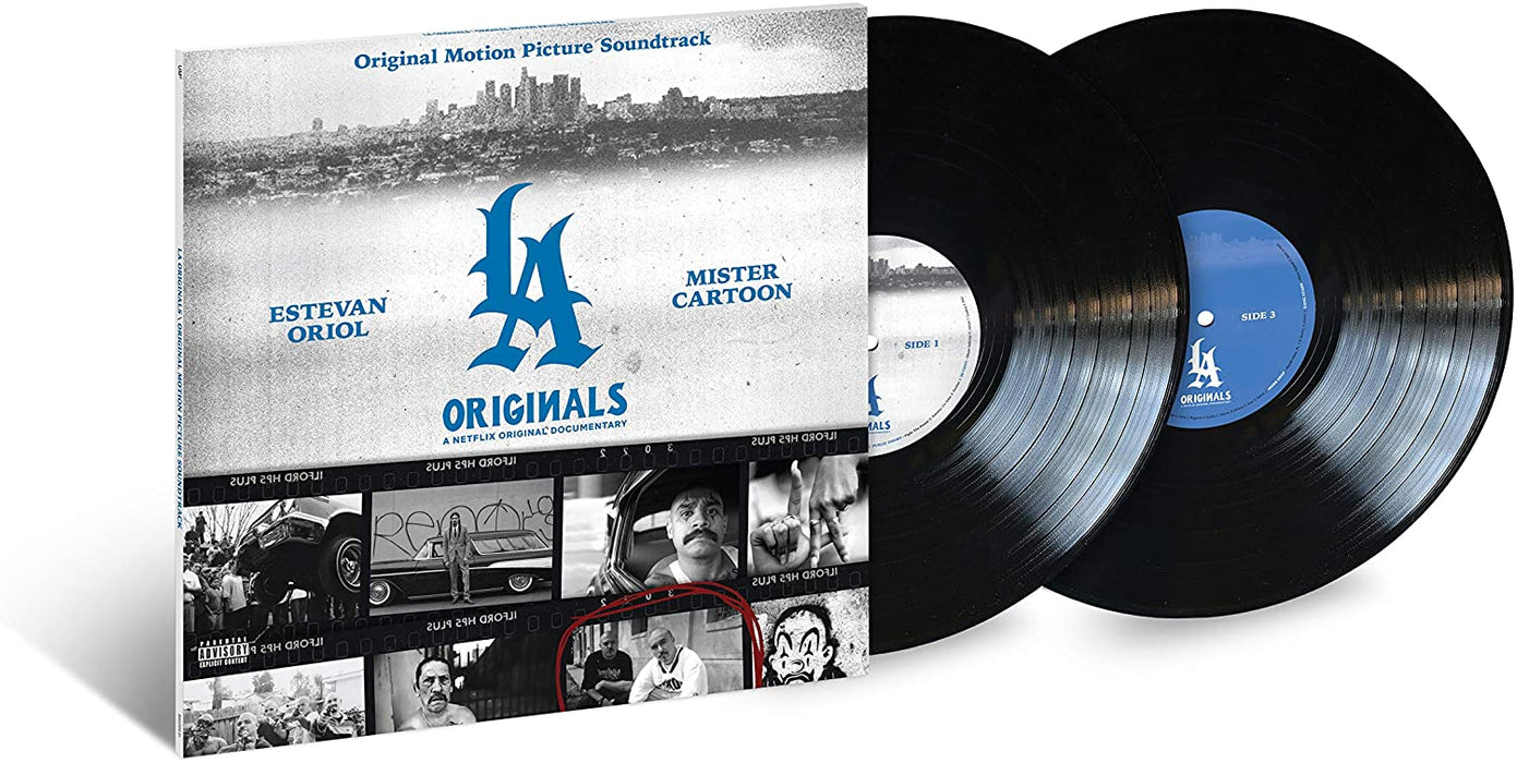 LA Originals Soundtrack Vinyl LP 2020
