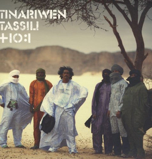TINARIWEN TASSILI LP VINYL WORLD AND COUNTRY BLUES NEW