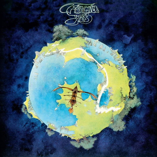 YES FRAGILE LP VINYL NEW