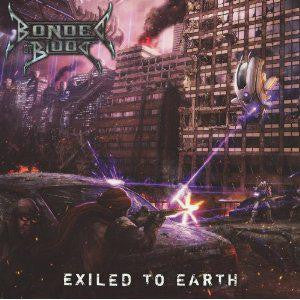 BONDED BY BLOOD TO EXILED TO EARTH [2010] THARSH LP VINYL NEW 33RPM