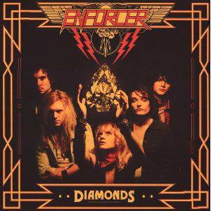 ENFORCER TO DIAMONDS [2010] HEAVY LP VINYL NEW 33RPM