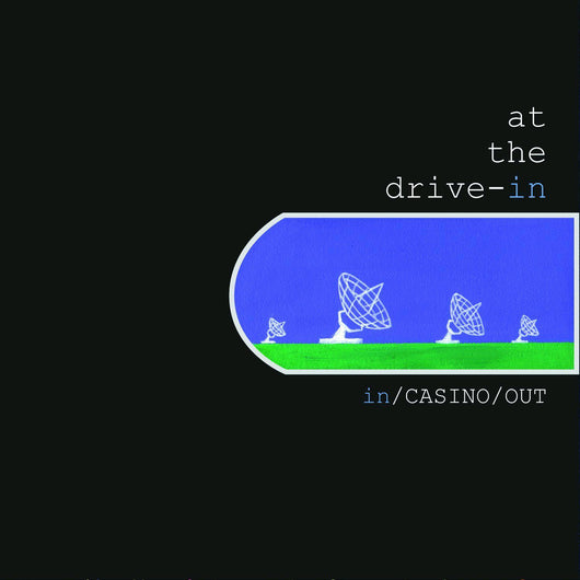 AT THE DRIVE IN CASINO OUT LP VINYL NEW 33RPM