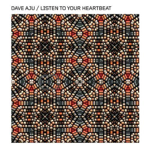 DAVE AJU LISTEN TO YOUR HEARTBEAT 2012 12'' SINGLE VINYL NEW
