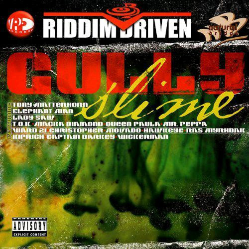 RIDDIM DRIVEN GULLY SLIME COMPILATION HALL LP VINYL NEW 33RPM