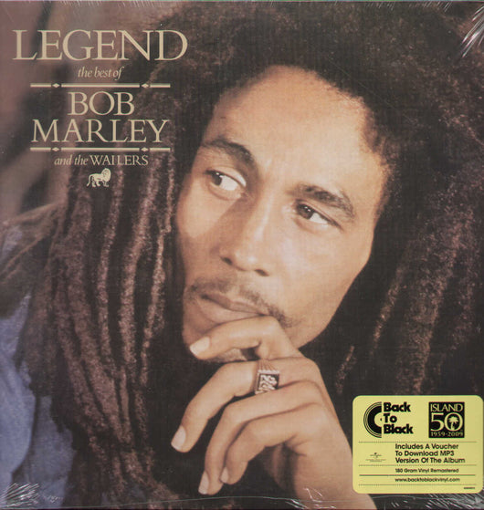 BOB MARLEY LEGEND LP Vinyl NEW 33RPM