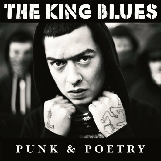 KING BLUES PUNK AND POETRY 2011 LP VINYL NEW 33RPM