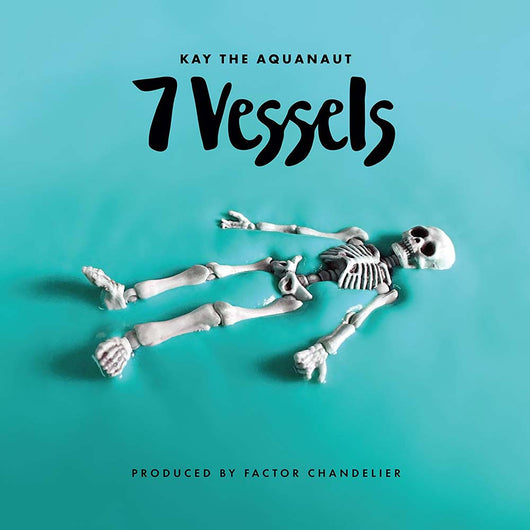 KAY AQUANAUT & FACTOR 7 Vessels LP Vinyl NEW
