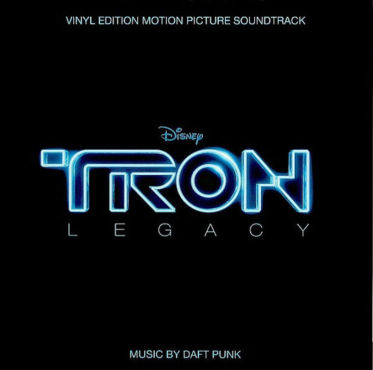 DAFT PUNK Tron Soundtrack Double LP VINYL NEW REISSUE