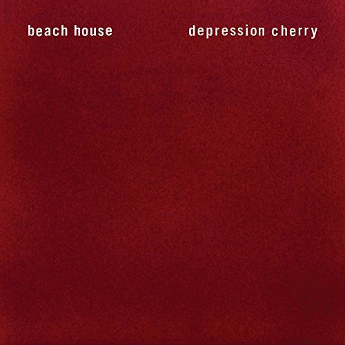 BEACH HOUSE DEPRESSION CHERRY LP VINYL AND DOWNLOAD NEW