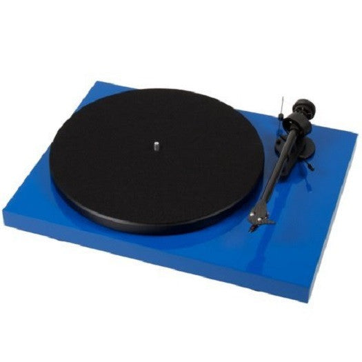 Pro-Ject Debut Carbon Blue Turntable