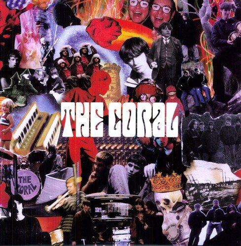 THE CORAL The Coral Debut Album LP Vinyl NEW