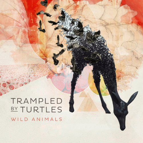 TRAMPLED BY TURTLES WILD ANIMALS LP VINYL NEW 2014 33RPM