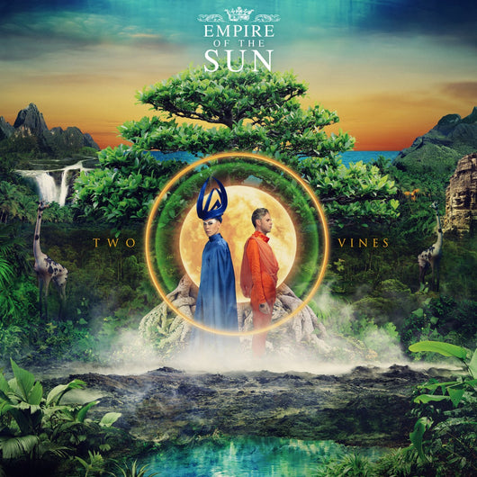 EMPIRE OF THE SUN Two Vines LP Vinyl NEW 2016