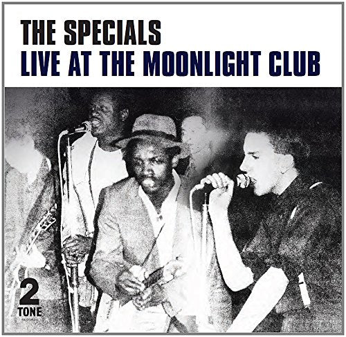 SPECIALS LIVE ATMOONLIGHT CLUB LP VINYL NEW 33RPM 2014