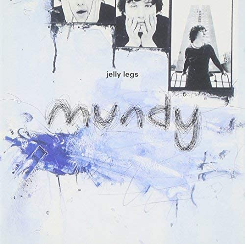 Mundy Jelly Legs Vinyl LP Reissue 2017